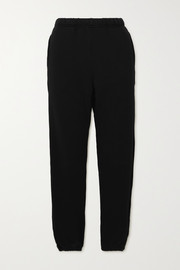 Les Tien Cotton-jersey track pants