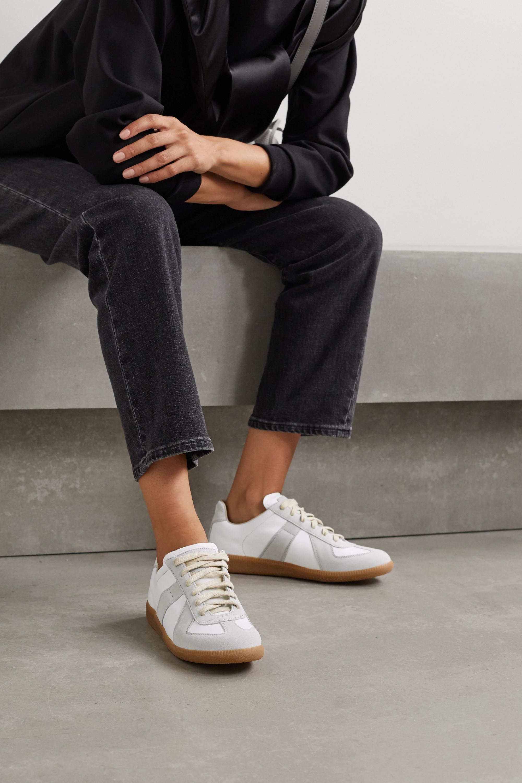 suede sneakers | Maison Margiela