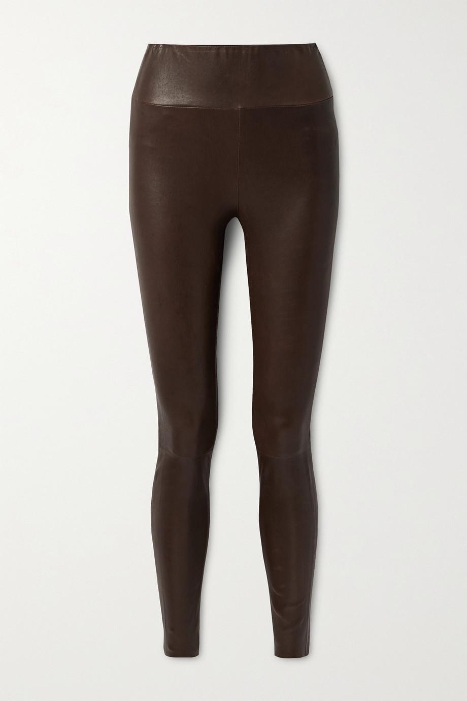 SPRWMN Leggings aus Leder