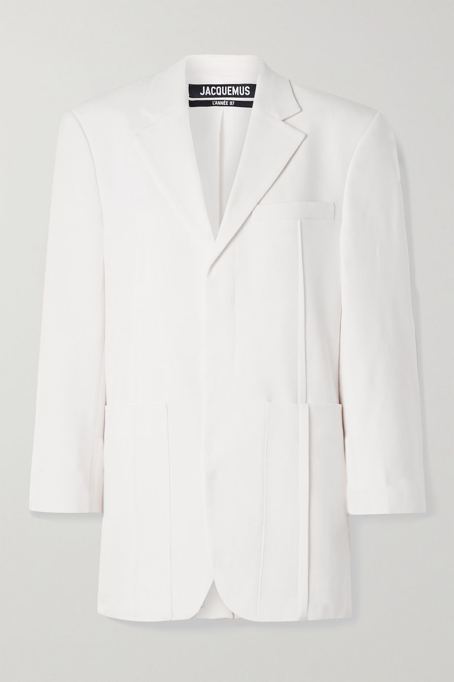 Jacquemus Oversized-Blazer aus einer Wollmischung
