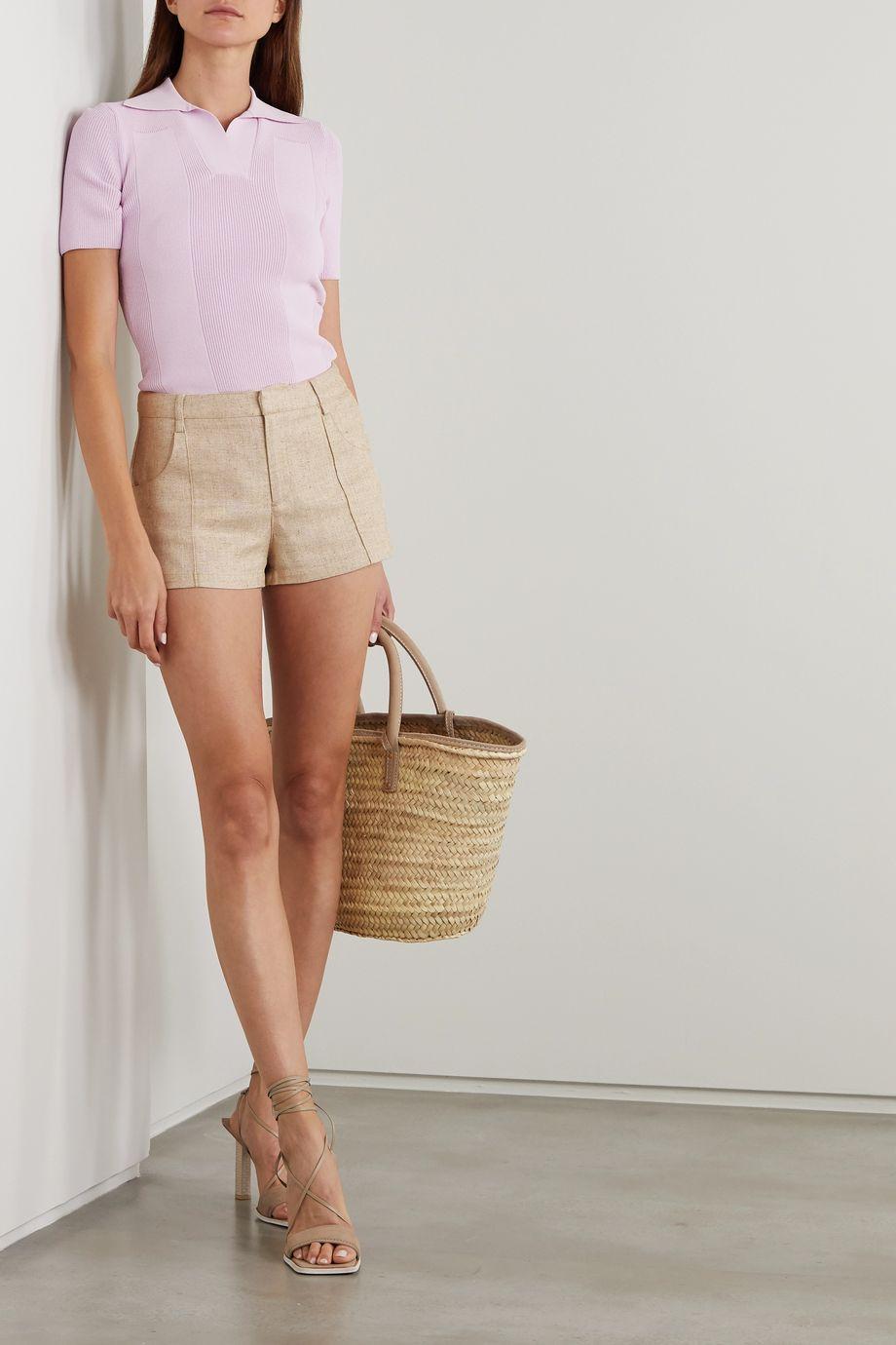 Jacquemus Woven shorts