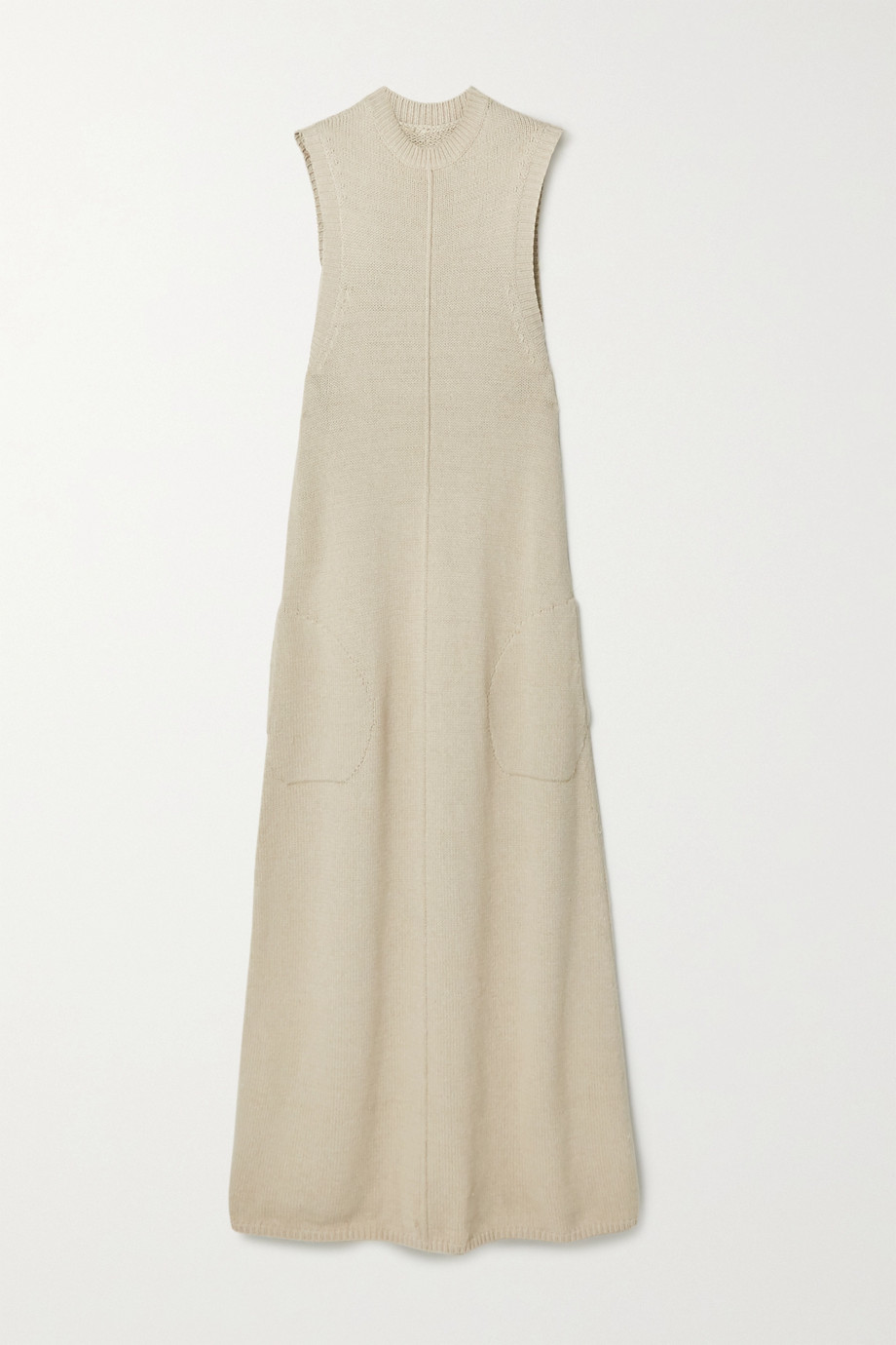 Peter Do Knitted maxi dress