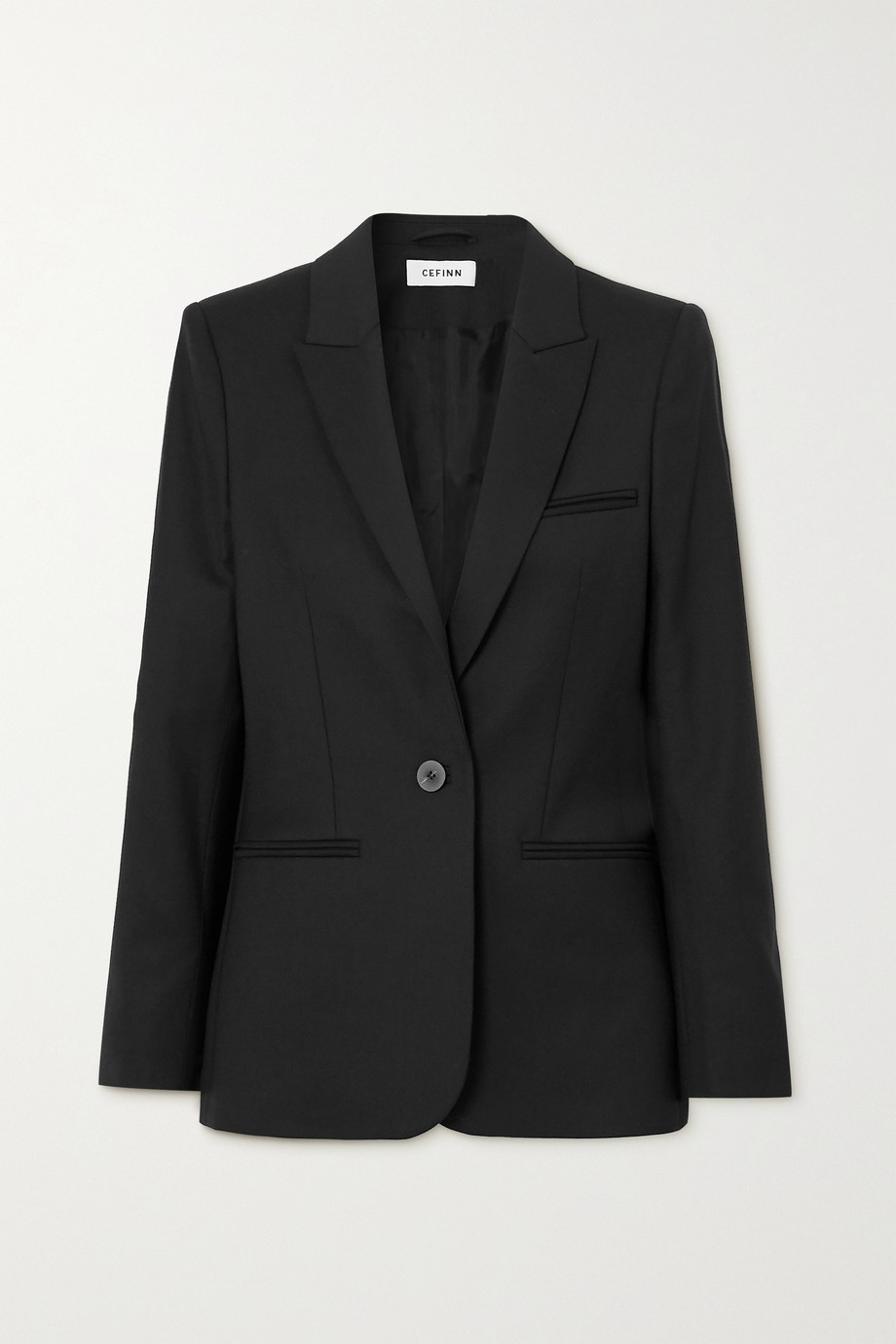 Cefinn Jamie 斜纹布西装外套
