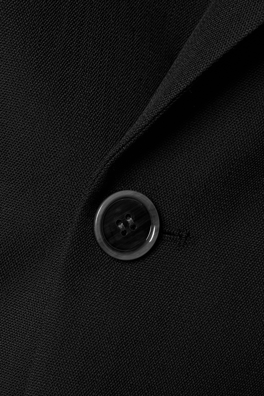 Acne Studios Double-breasted woven blazer