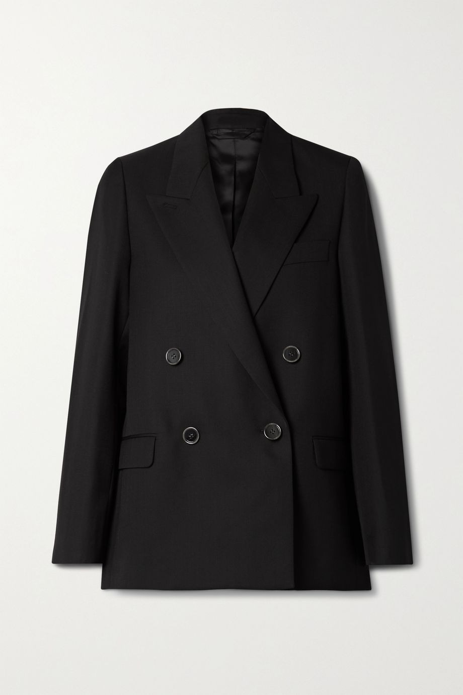 Acne Studios Double-breasted woven blazer