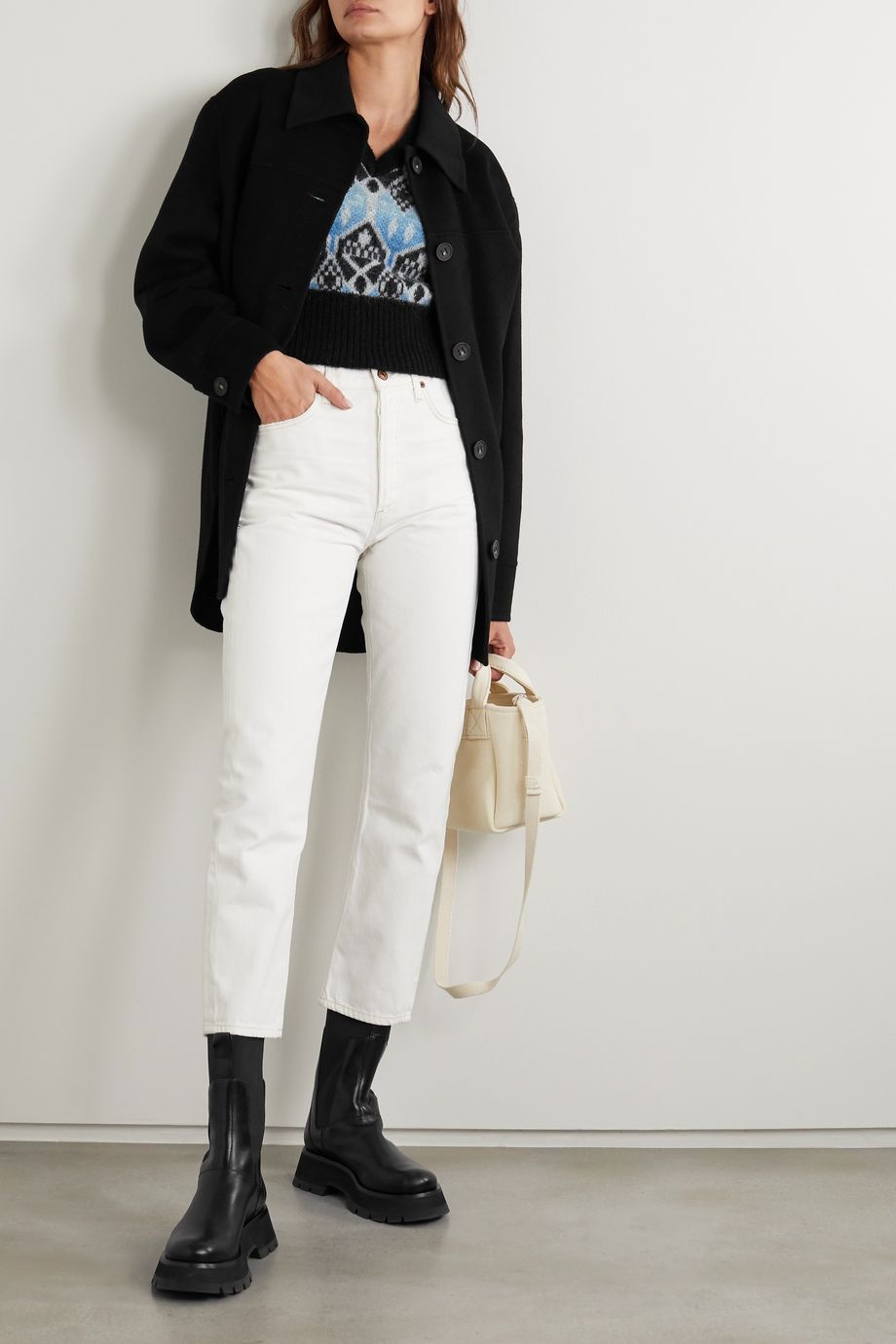 Acne Studios Wool shirt jacket