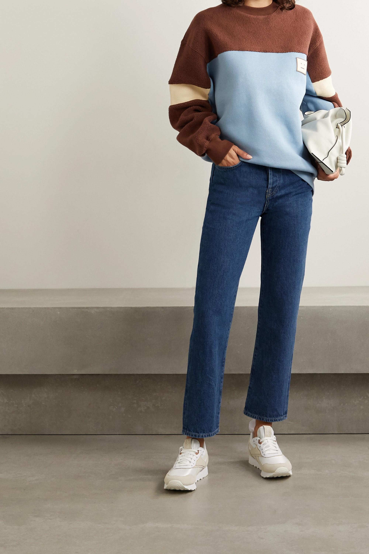 Acne Studios High-rise straight-leg jeans