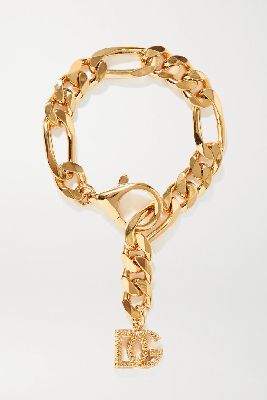 Dolce & Gabbana Goldfarbenes Armband