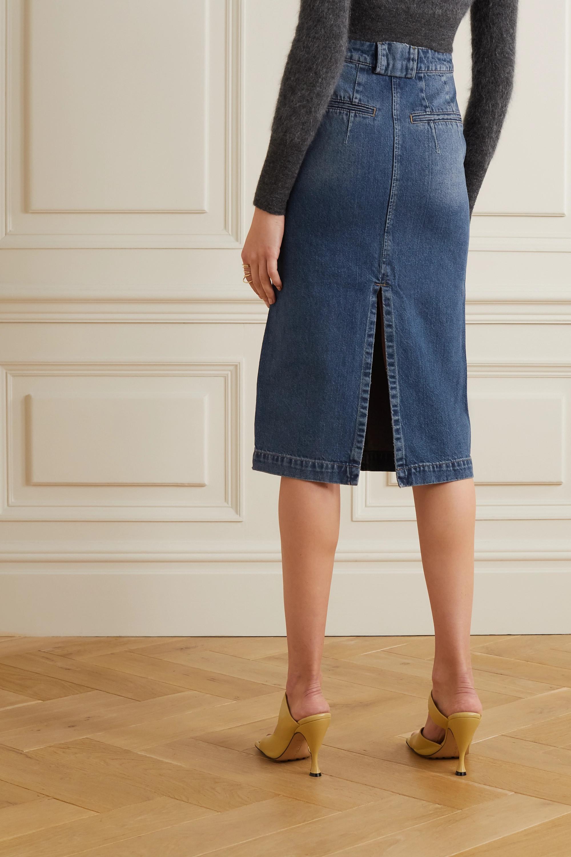REMAIN Birger Christensen Boccino denim skirt