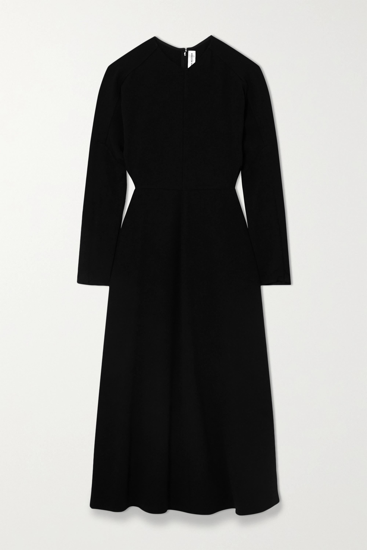 Victoria Beckham Cady midi dress