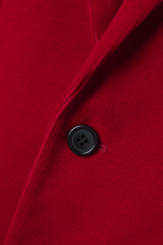 SAINT LAURENT Cotton-corduroy blazer