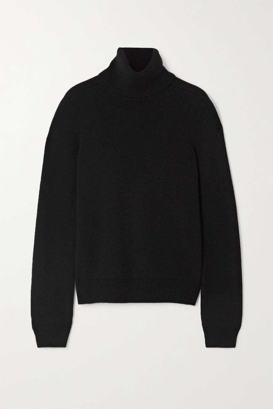 SAINT LAURENT Cashmere turtleneck sweater