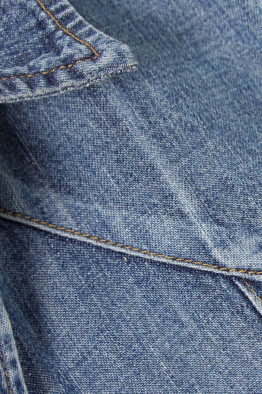 SAINT LAURENT Chemise en jean
