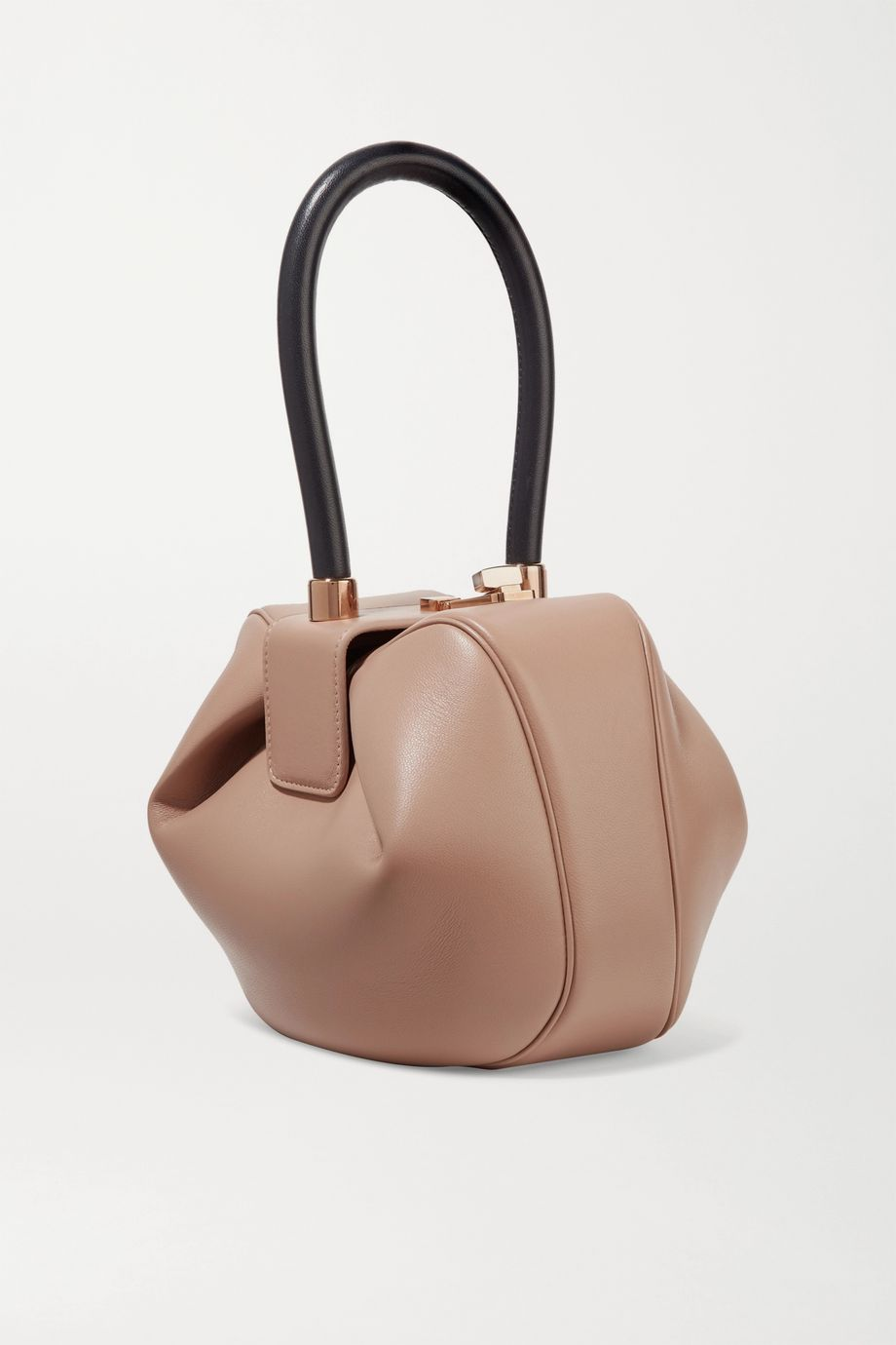Gabriela Hearst Nina two-tone leather tote
