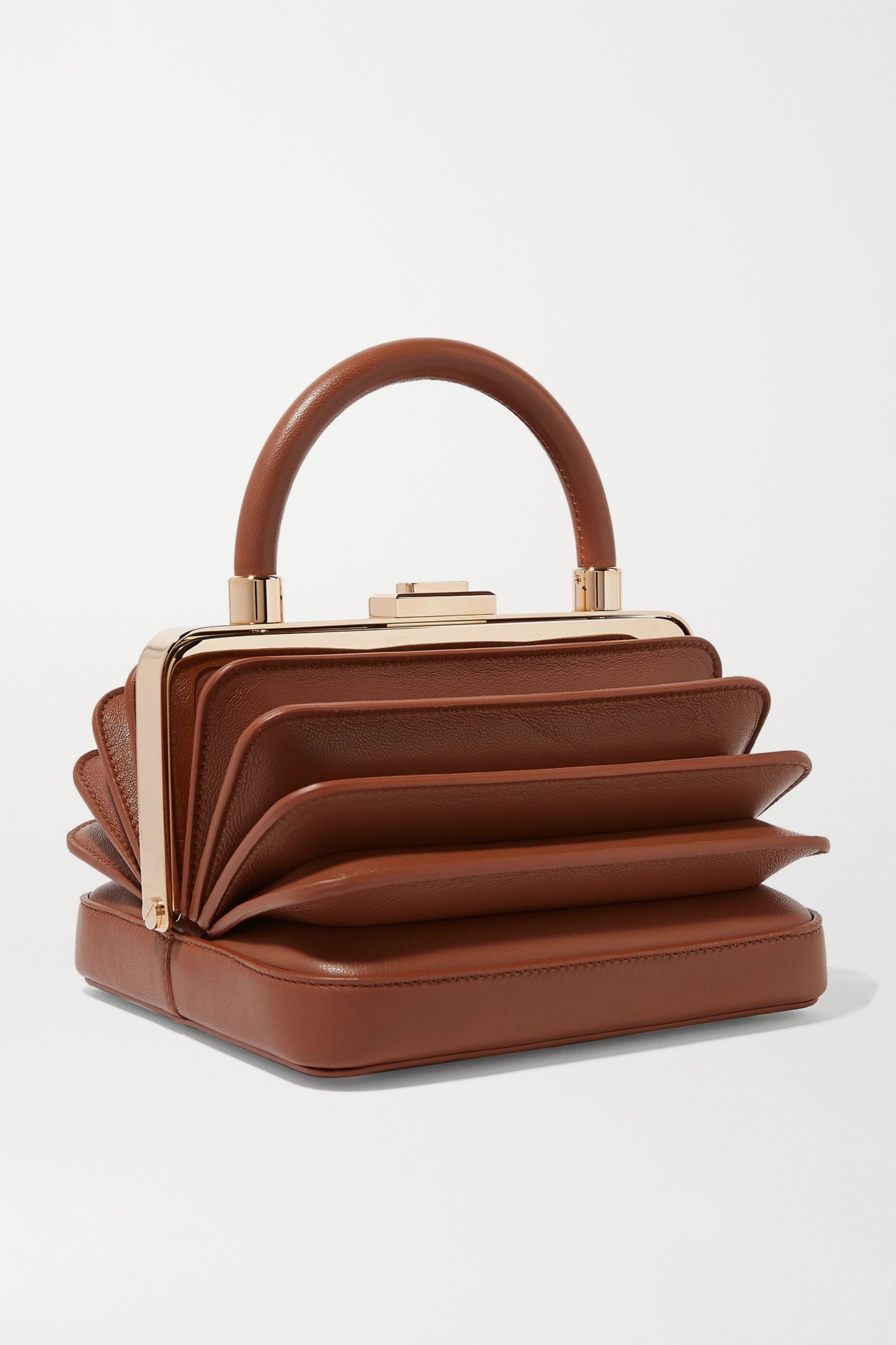 Gabriela Hearst Diana leather tote