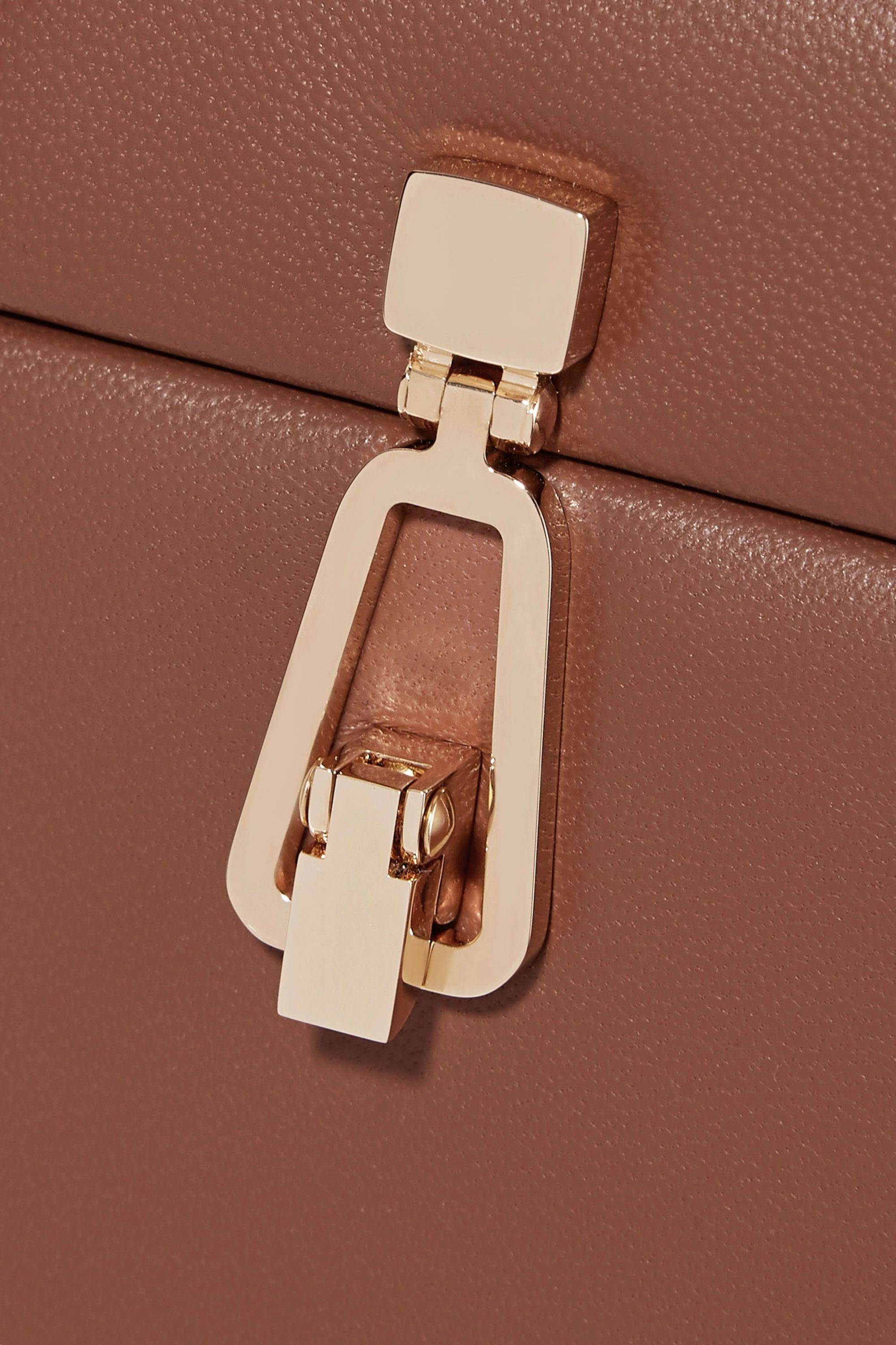 Gabriela Hearst Patsy textured-leather tote