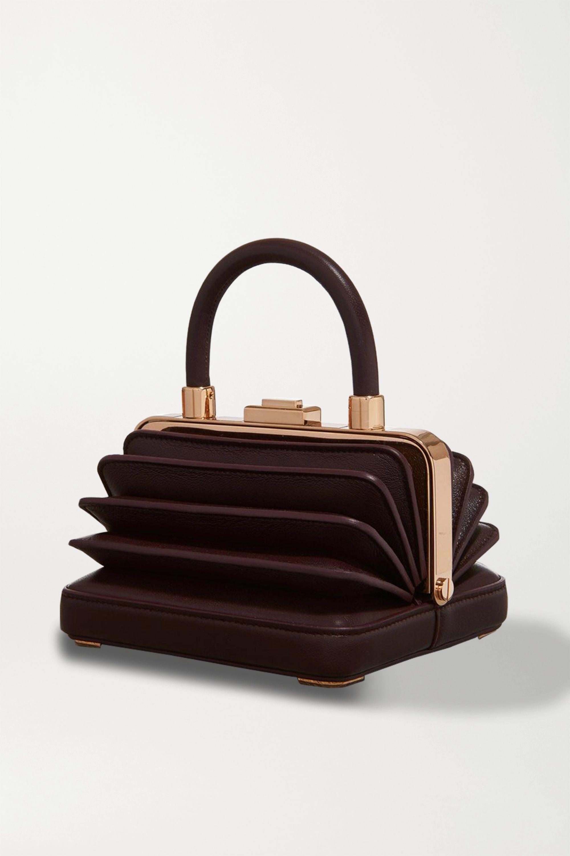Gabriela Hearst Diana mini leather tote