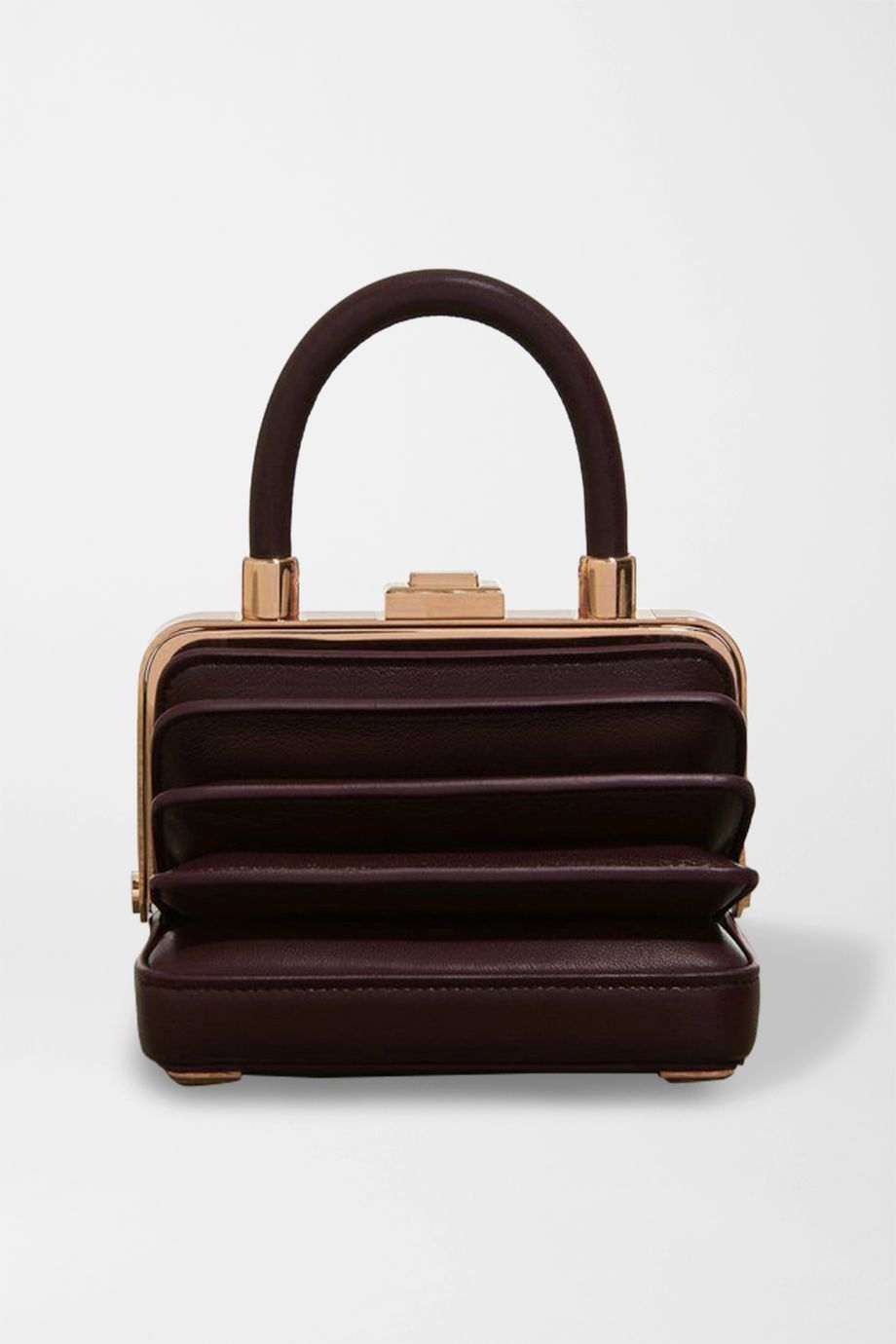 Gabriela Hearst Diana mini leather tote