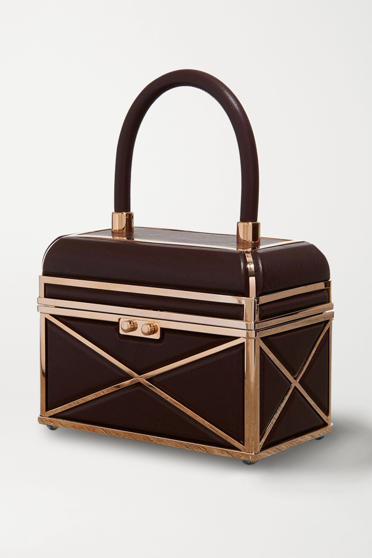 Gabriela Hearst Virginia leather tote