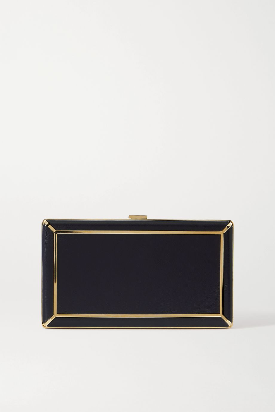 Gabriela Hearst Callas leather clutch