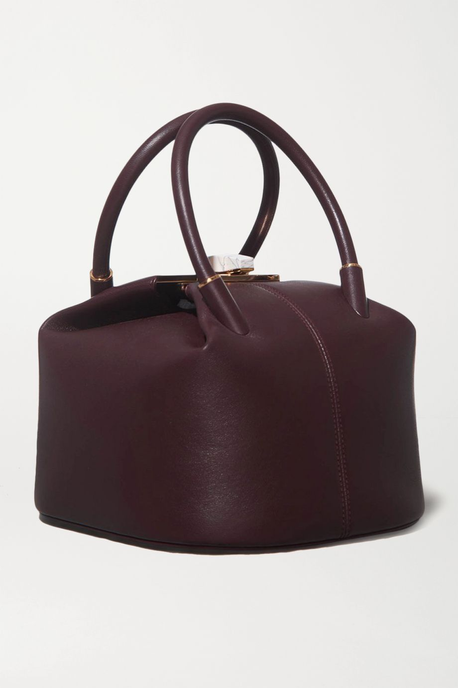Gabriela Hearst Baez leather tote