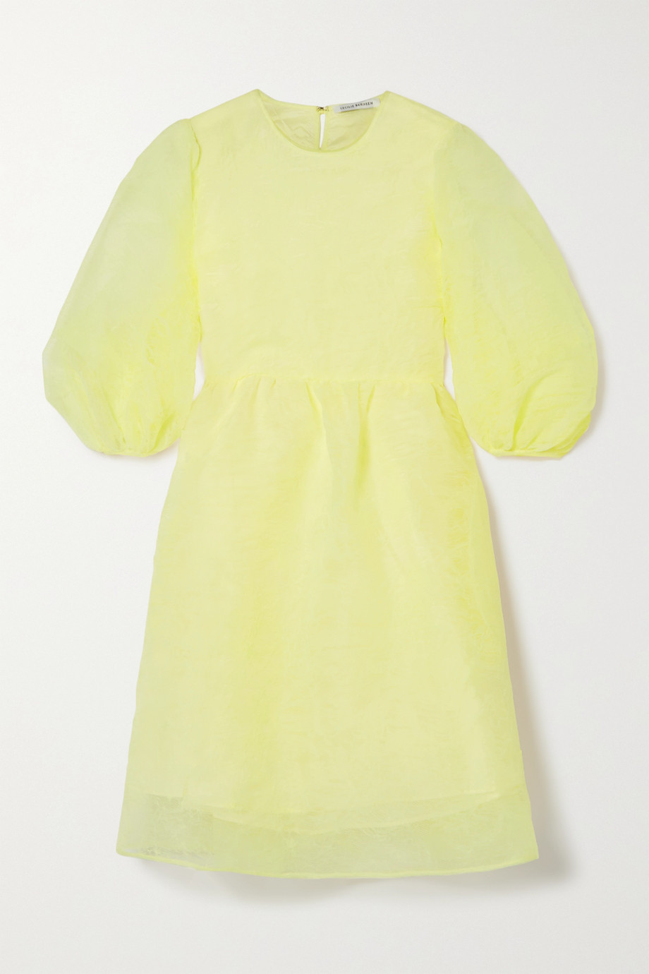 Cecilie Bahnsen Mabel organza dress