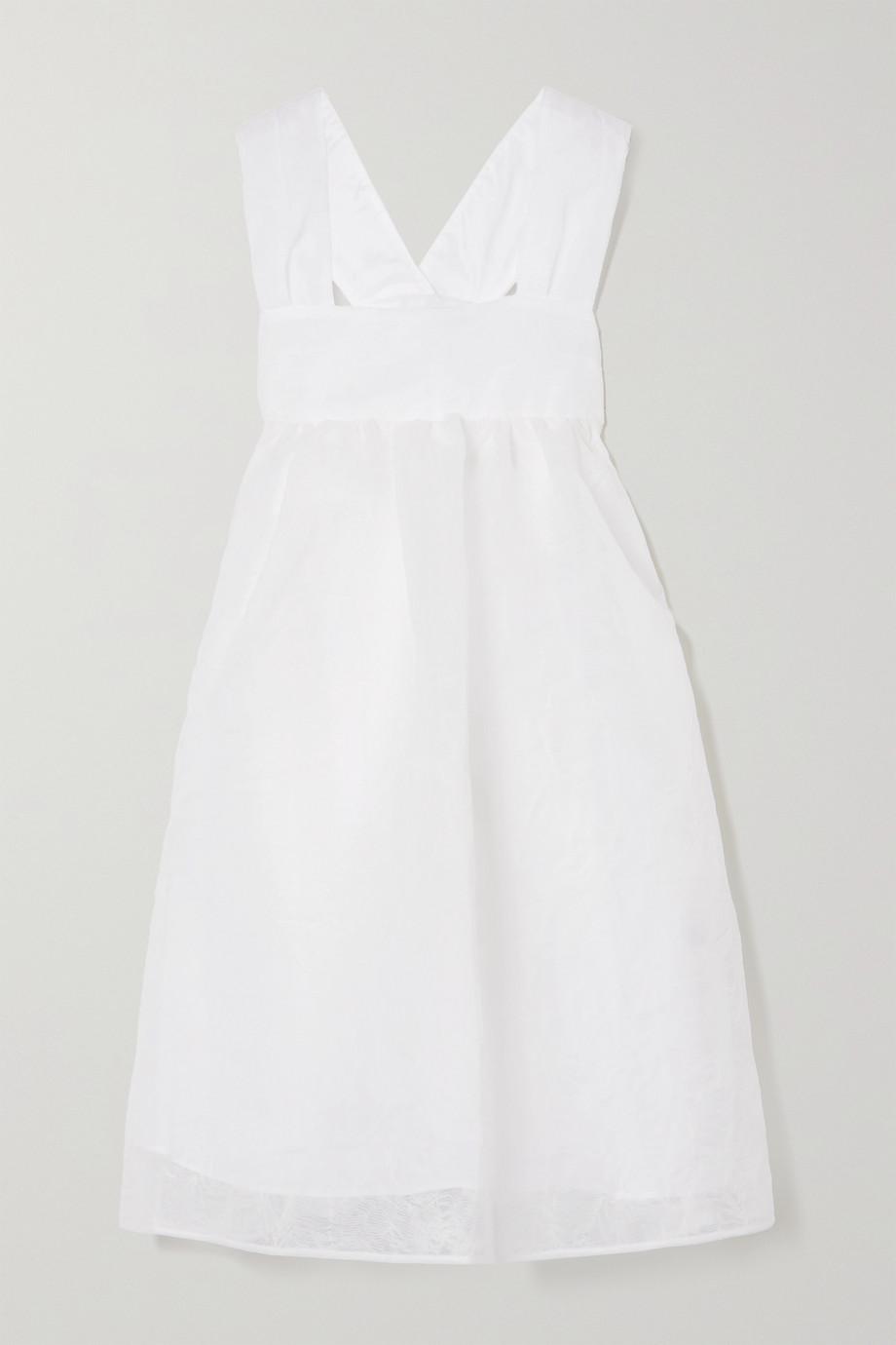 Cecilie Bahnsen Pandora organza dress