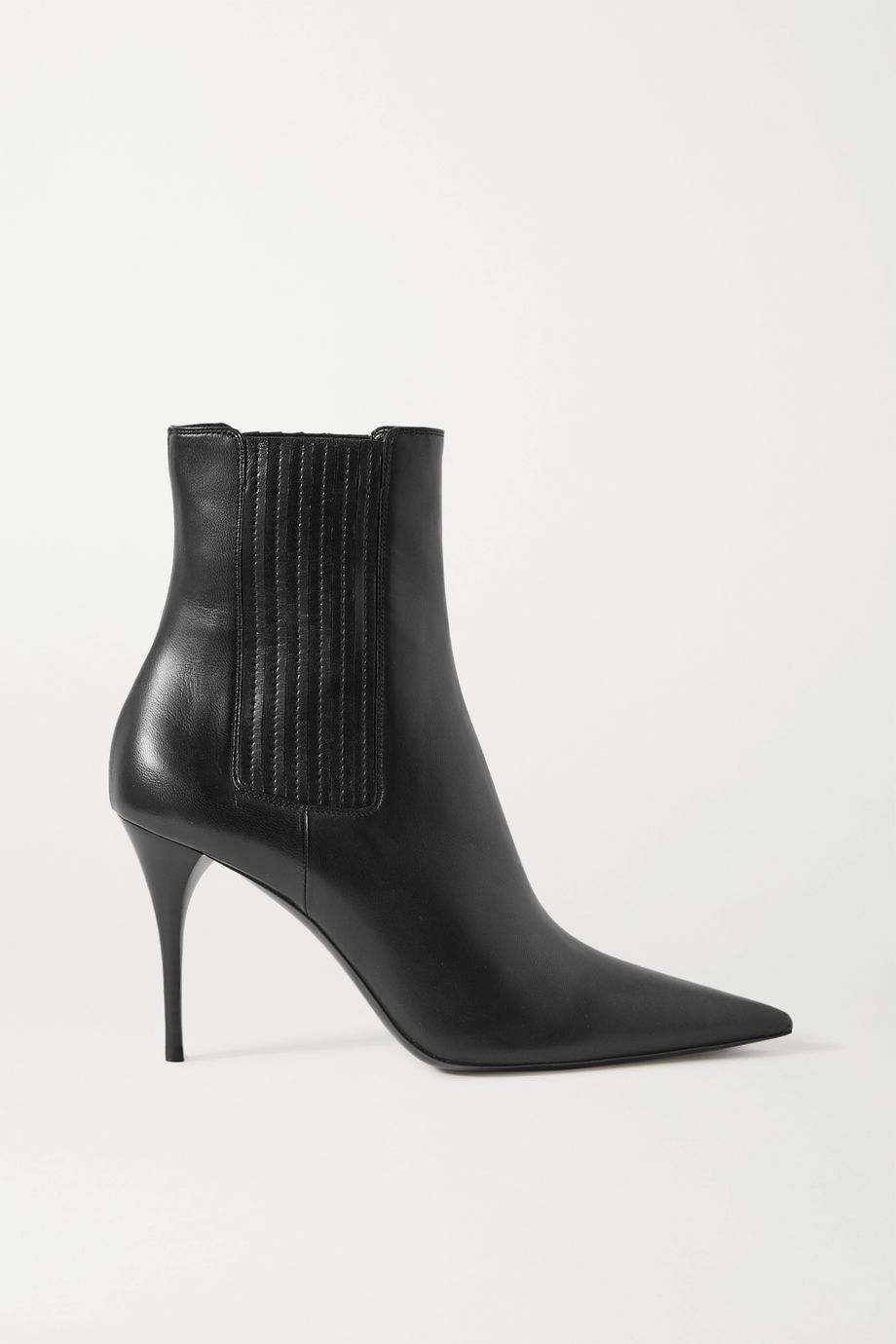 SAINT LAURENT Bottines en cuir Lexi