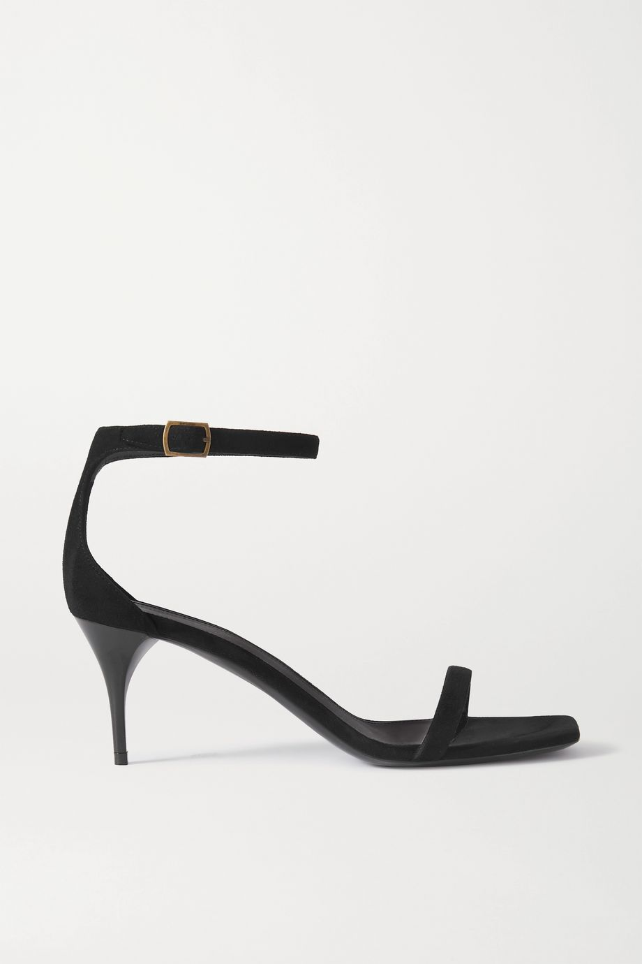 SAINT LAURENT Lexi suede sandals