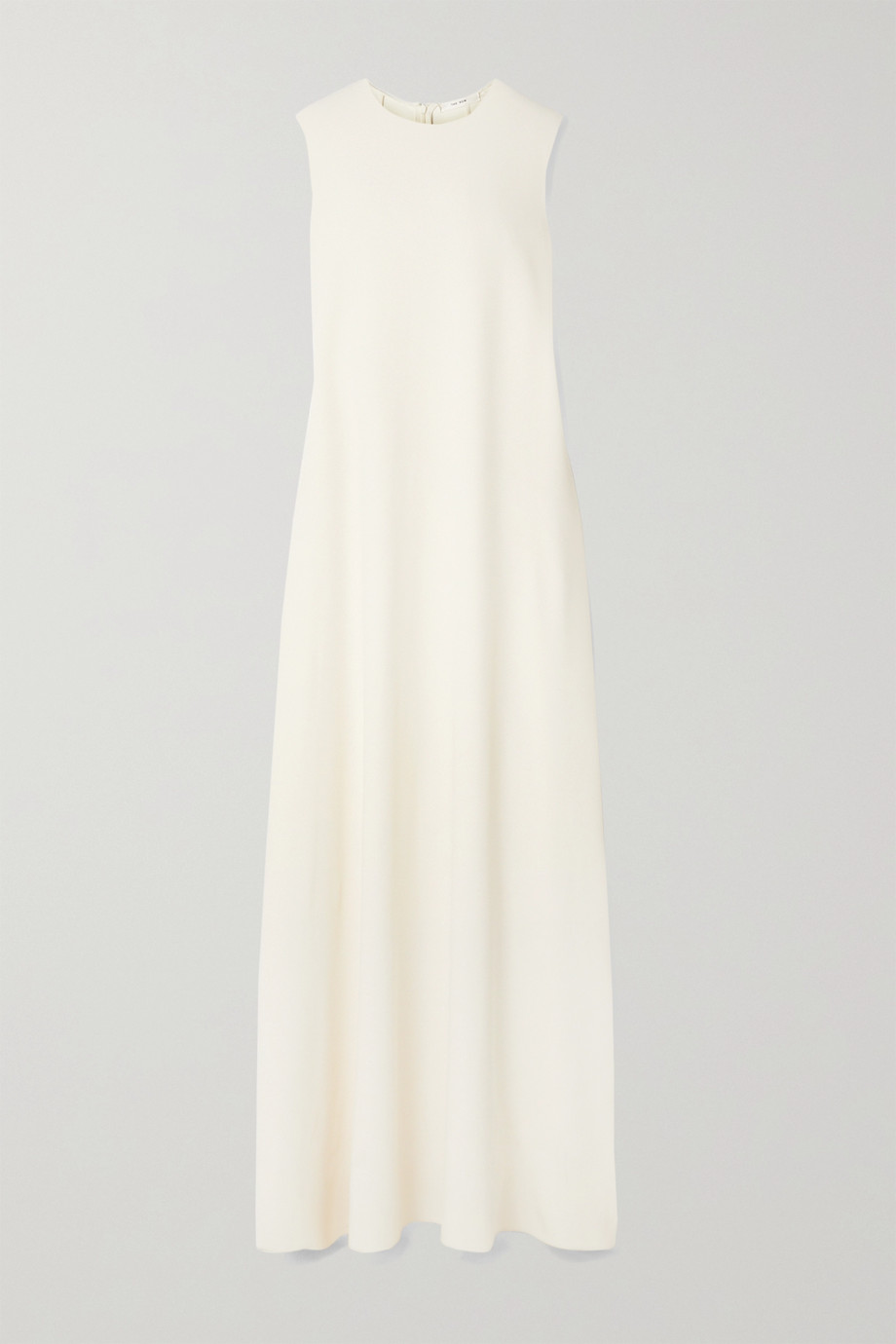 The Row Eno crepe gown