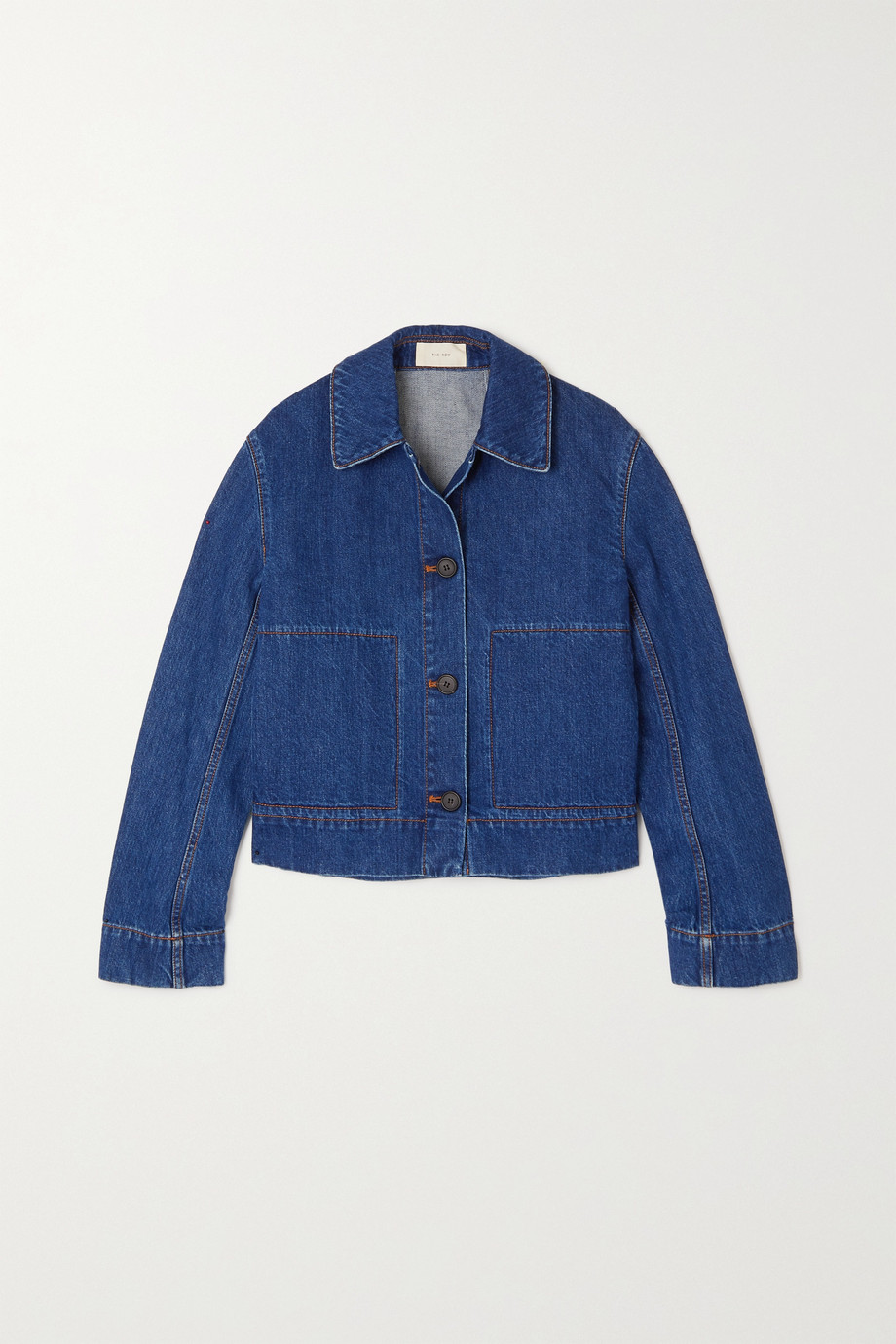 The Row Loes denim jacket