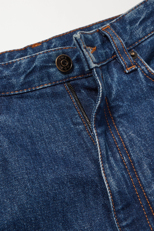 The Row Jean droit taille haute Christie