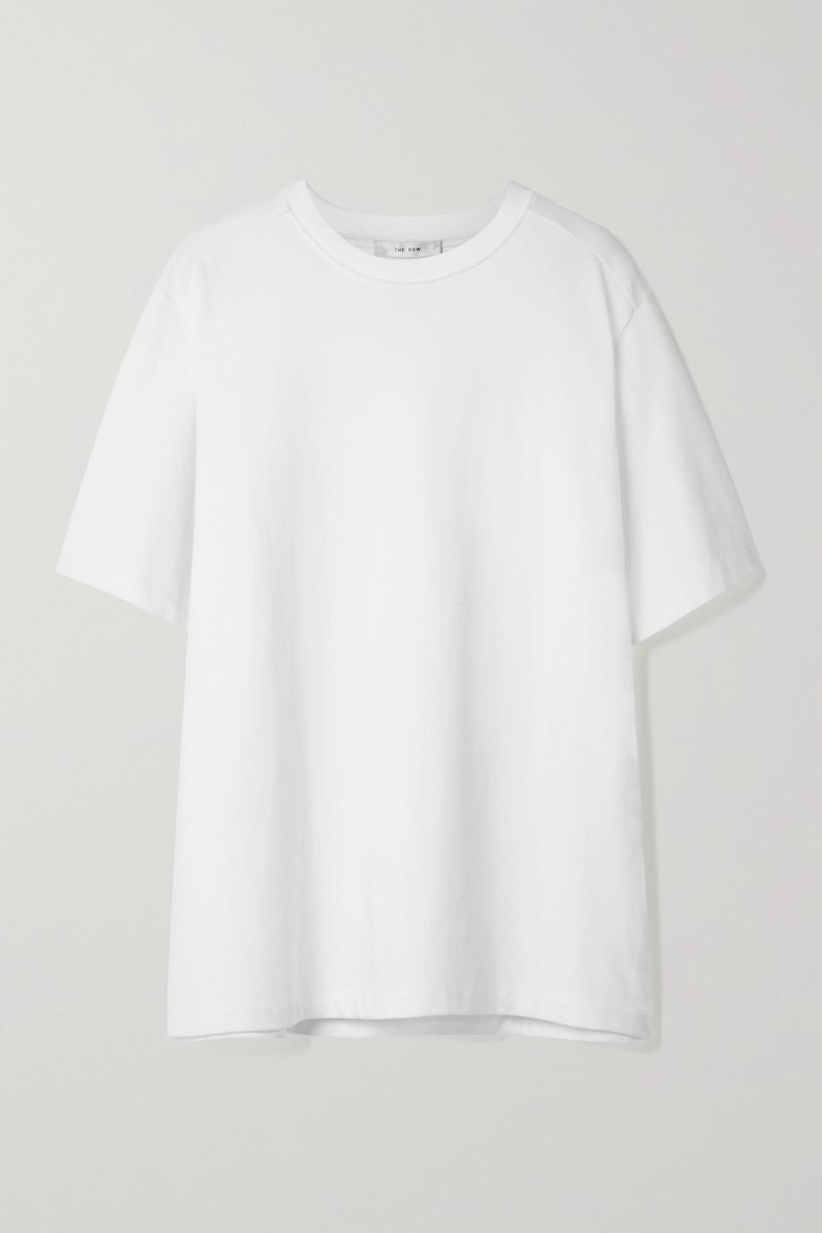 The Row Aprila cotton T-shirt