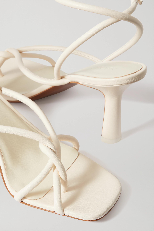 Neous Alkes Sandalen aus Leder