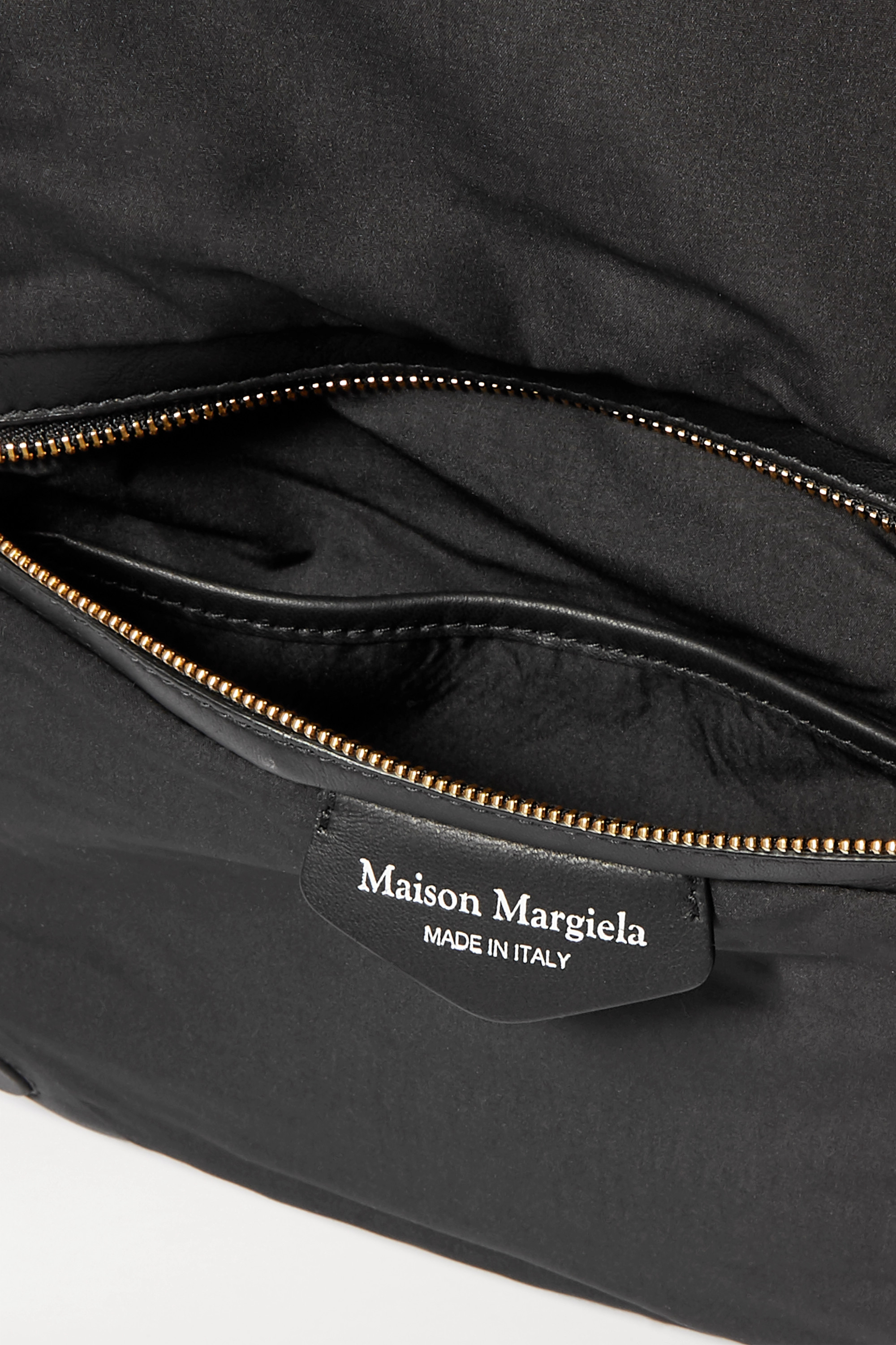 Maison Margiela Glam Slam quilted leather shoulder bag