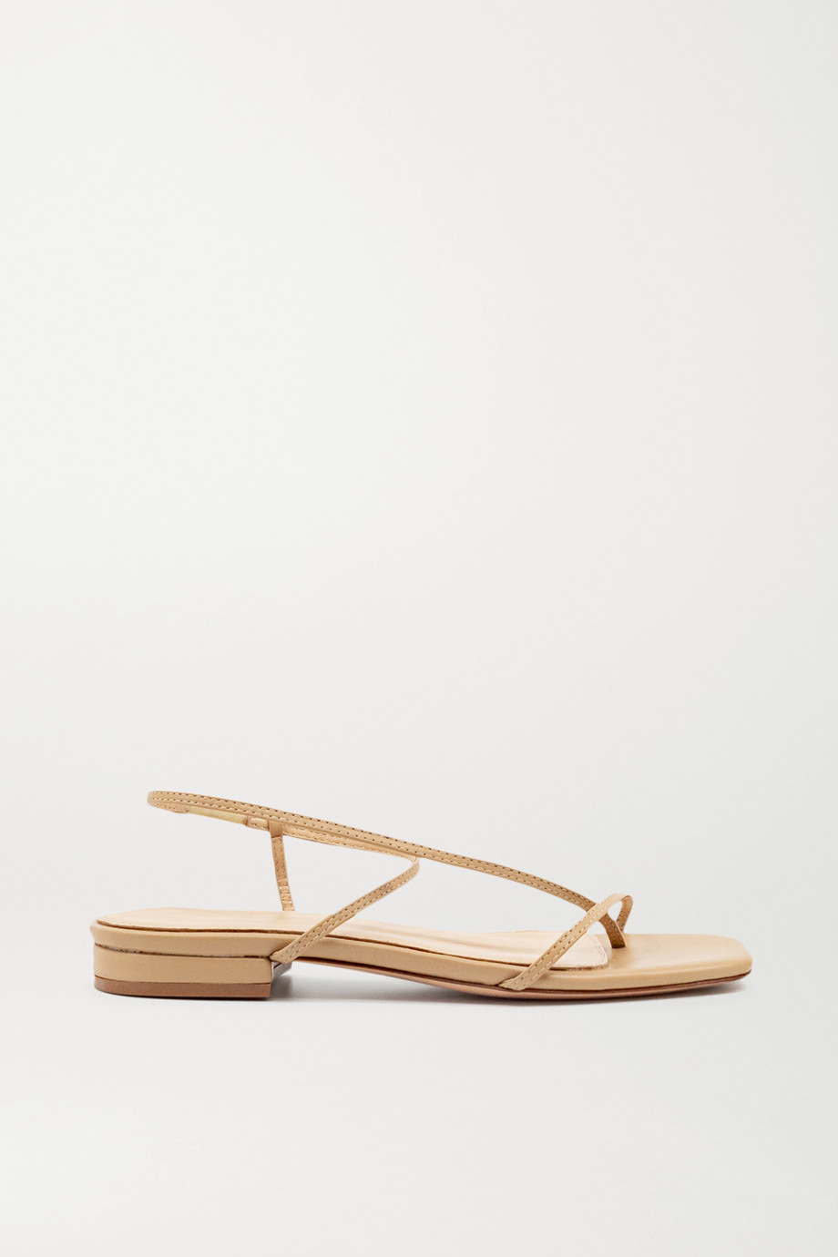 STUDIO AMELIA 1.22 leather sandals