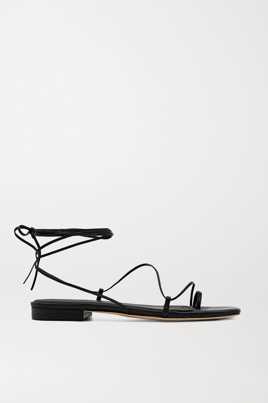 STUDIO AMELIA 1.1 leather sandals