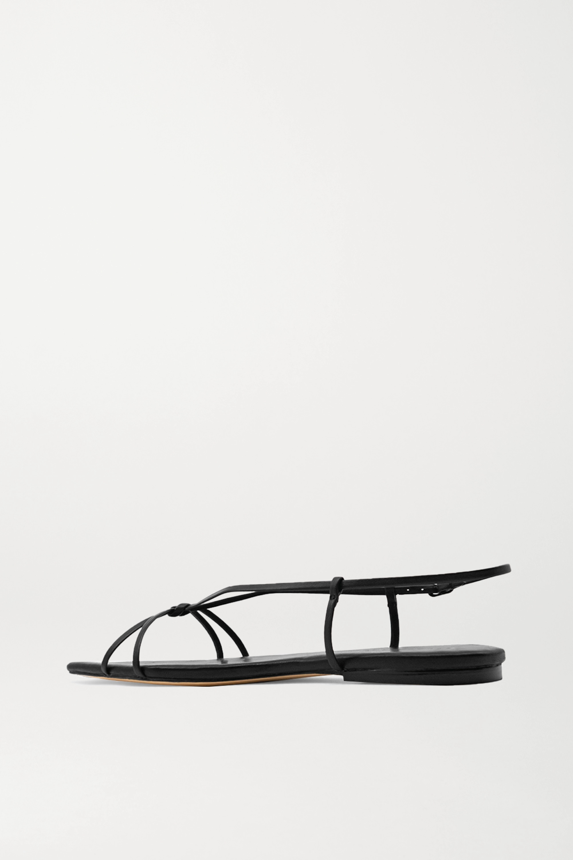 STUDIO AMELIA 3.41 leather sandals