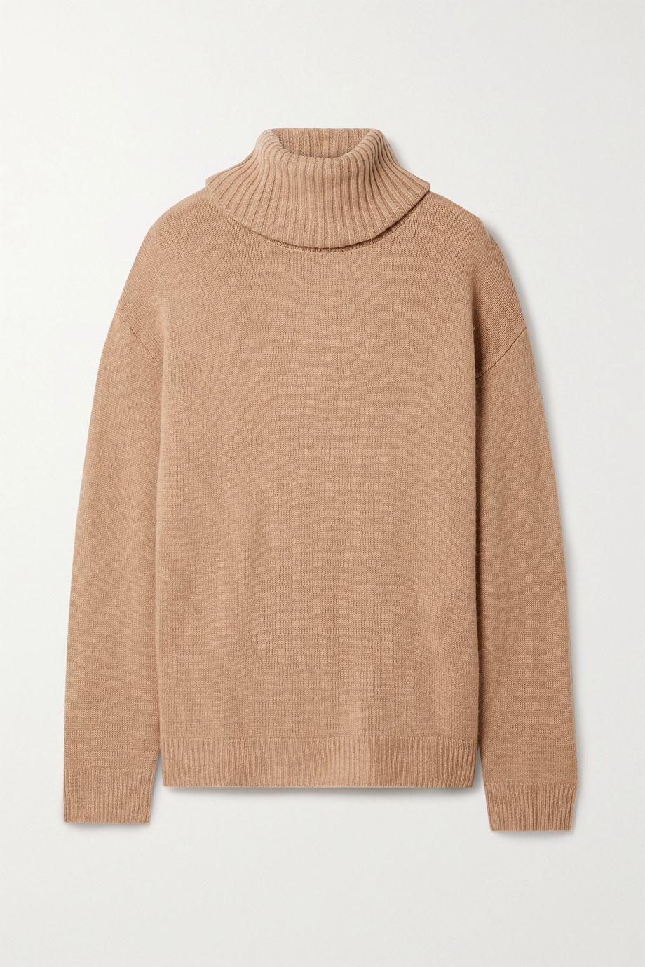 Holzweiler Hovin wool and cashmere-blend turtleneck sweater