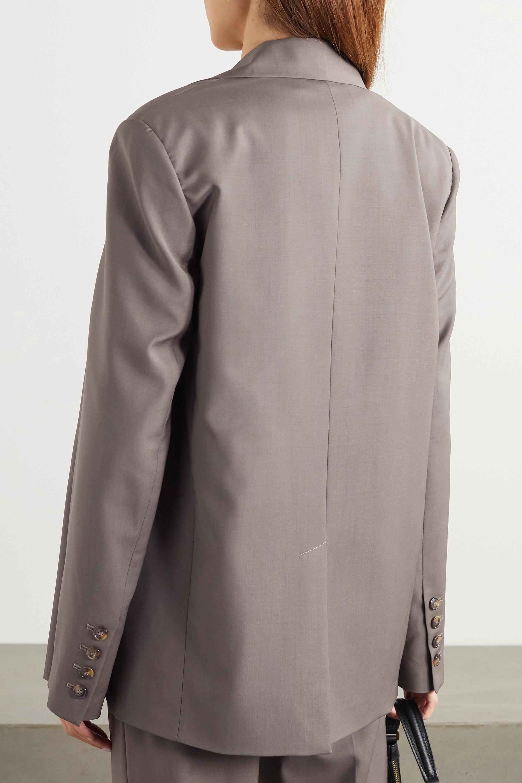 LOULOU STUDIO Tatakoto double-breasted wool blazer