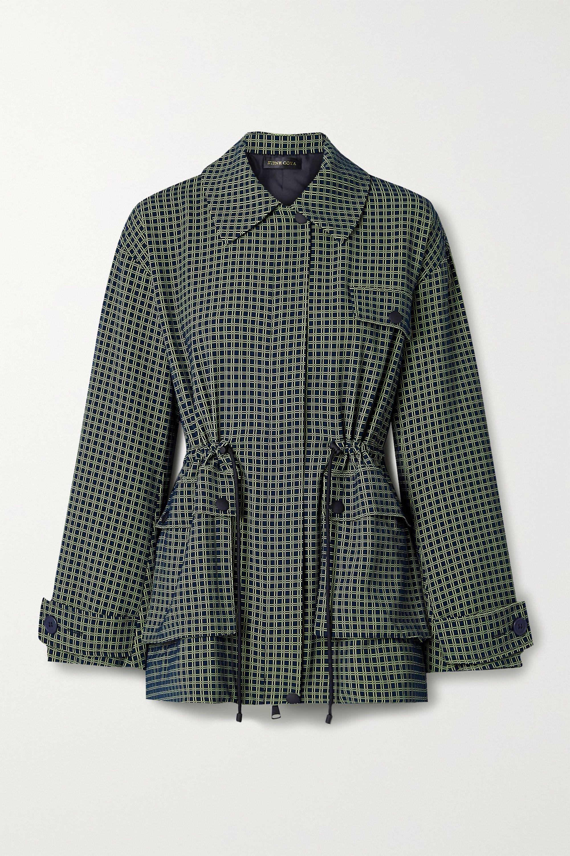 Stine Goya Niklas jacquard jacket