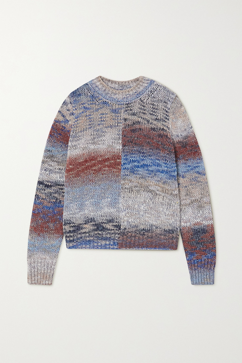 Vanessa Bruno Mélange knitted sweater