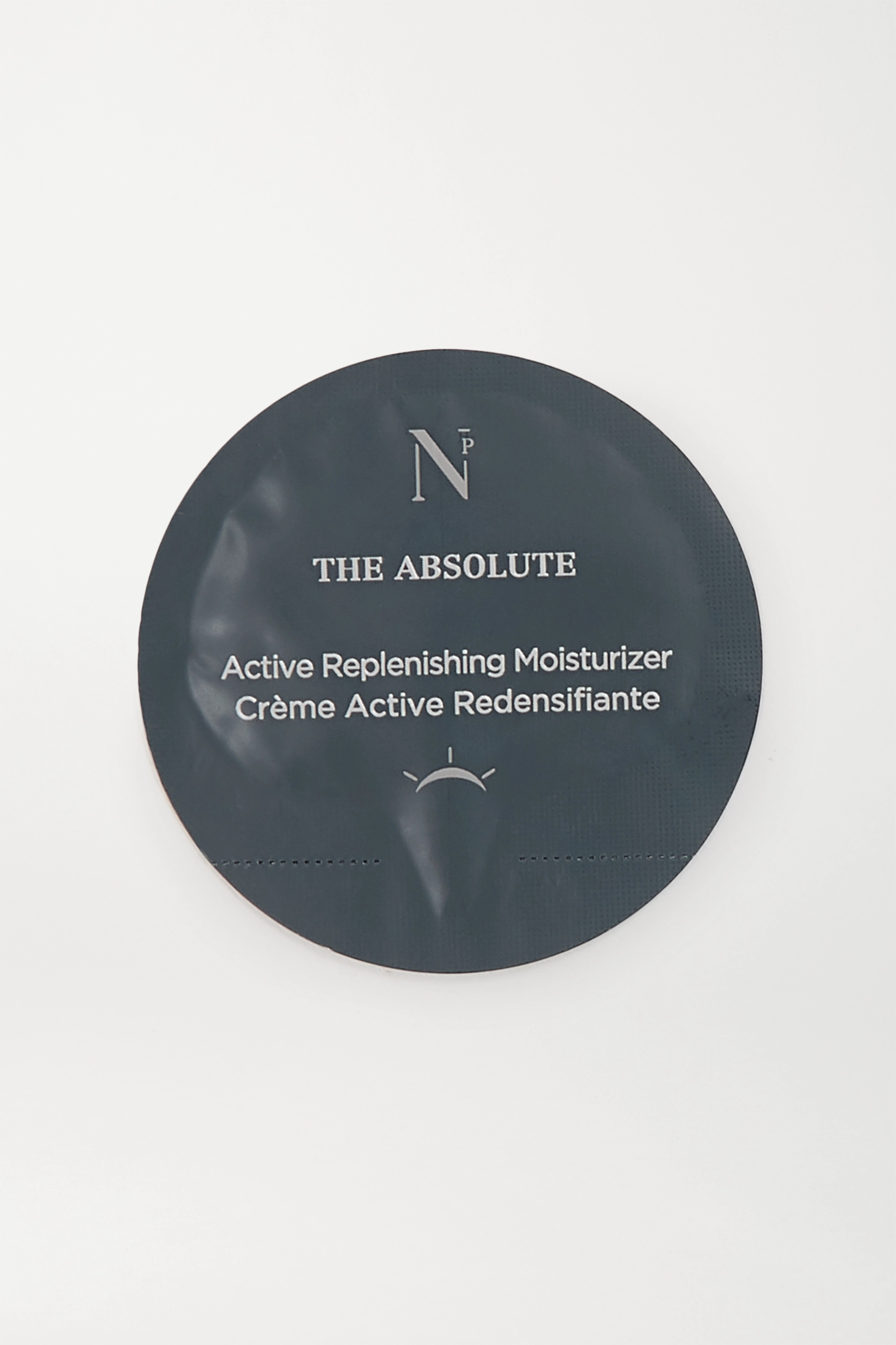 Noble Panacea The Absolute Active Replenishing Moisturizer, 30 x 0.8ml