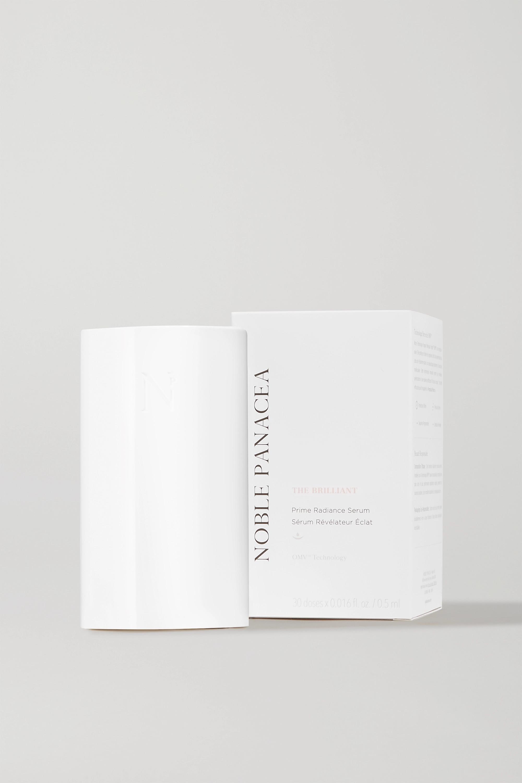 Noble Panacea The Brilliant Prime Radiance Serum, 30 x 0.5ml