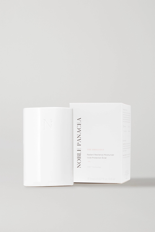Noble Panacea The Brilliant Radiant Resilience Moisturizer, 30 x 0.8ml