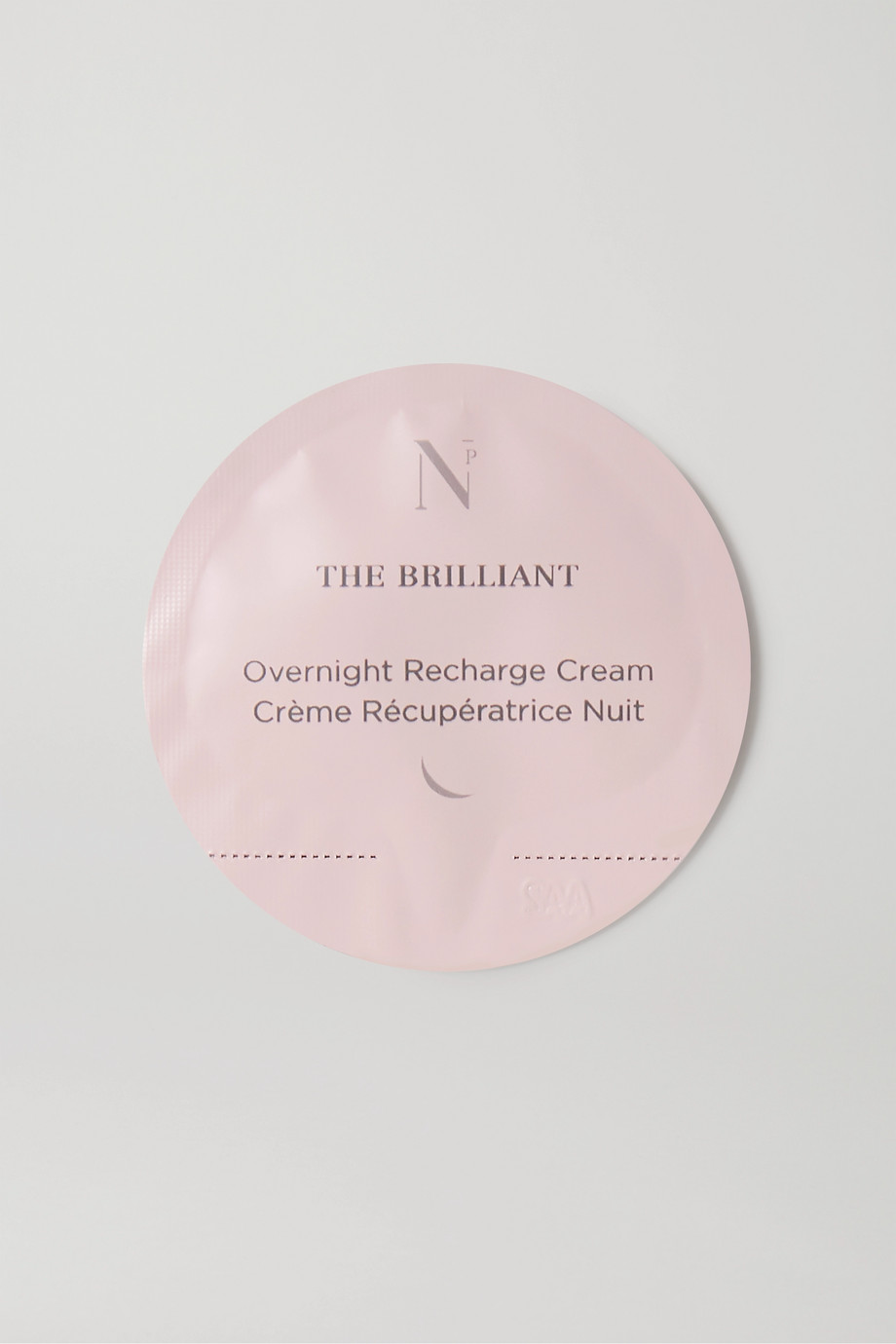 Noble Panacea The Brilliant Overnight Recharge Cream, 30 x 0.8ml