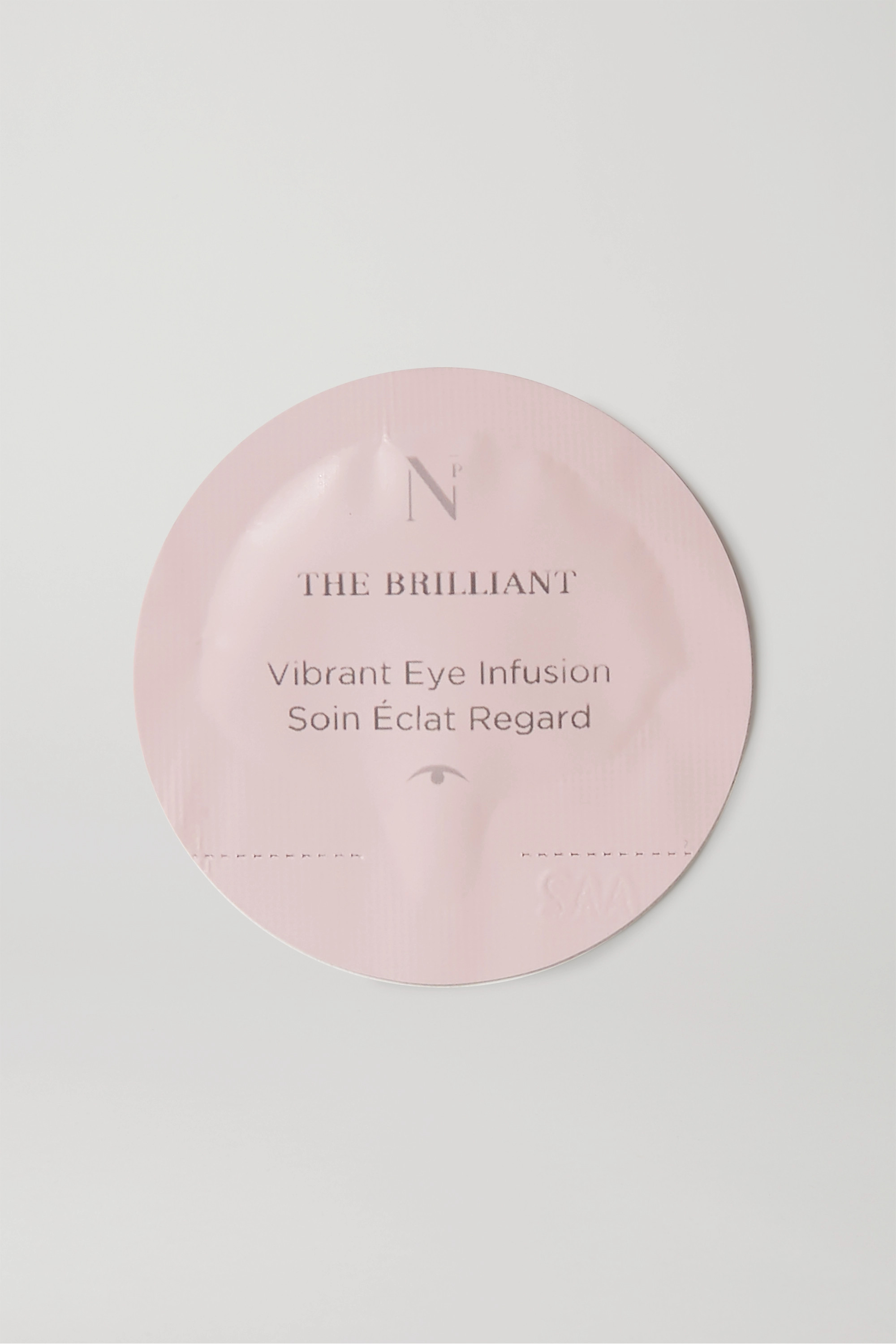 Noble Panacea The Brilliant Vibrant Eye Infusion, 30 x 0.3ml