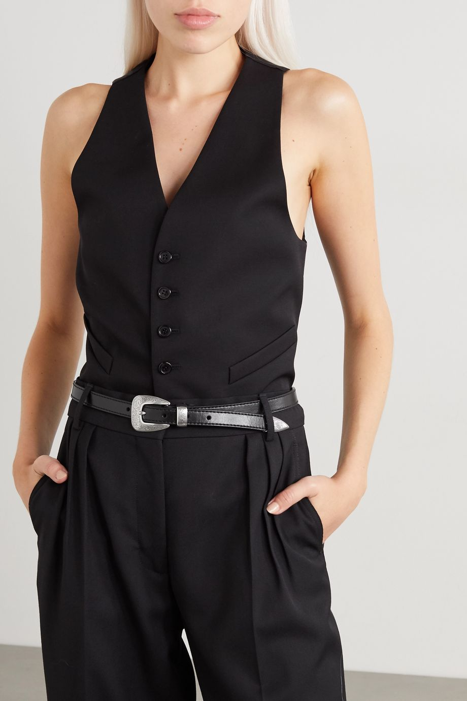 Kate Cate Leather belt
