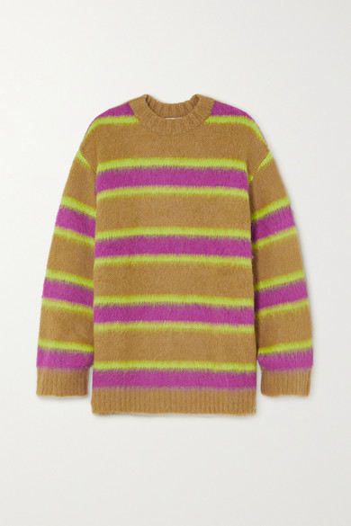 Andersson Bell - Striped Knitted Sweater