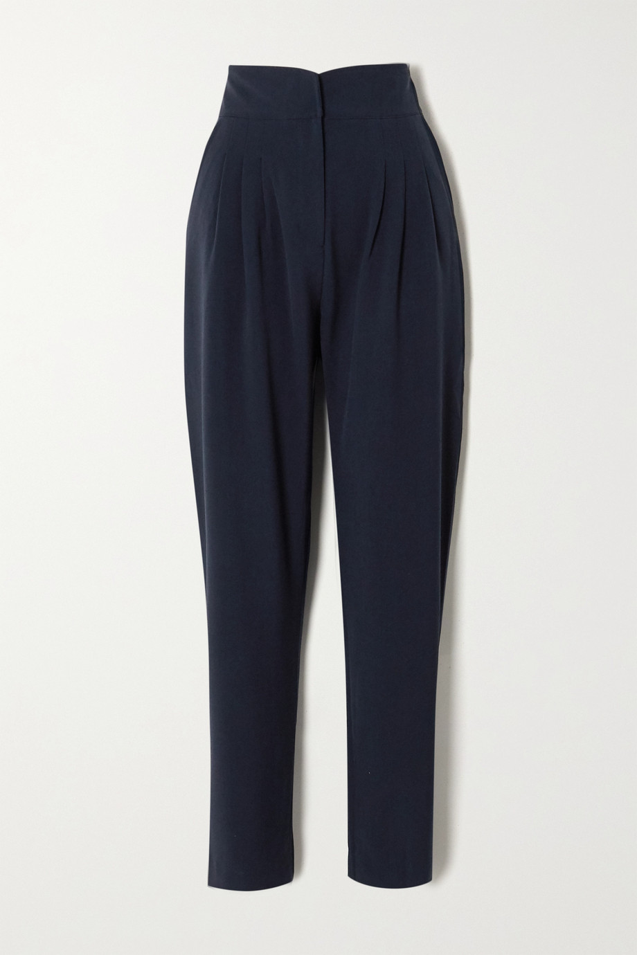 Àcheval Pampa Gato pleated woven tapered pants